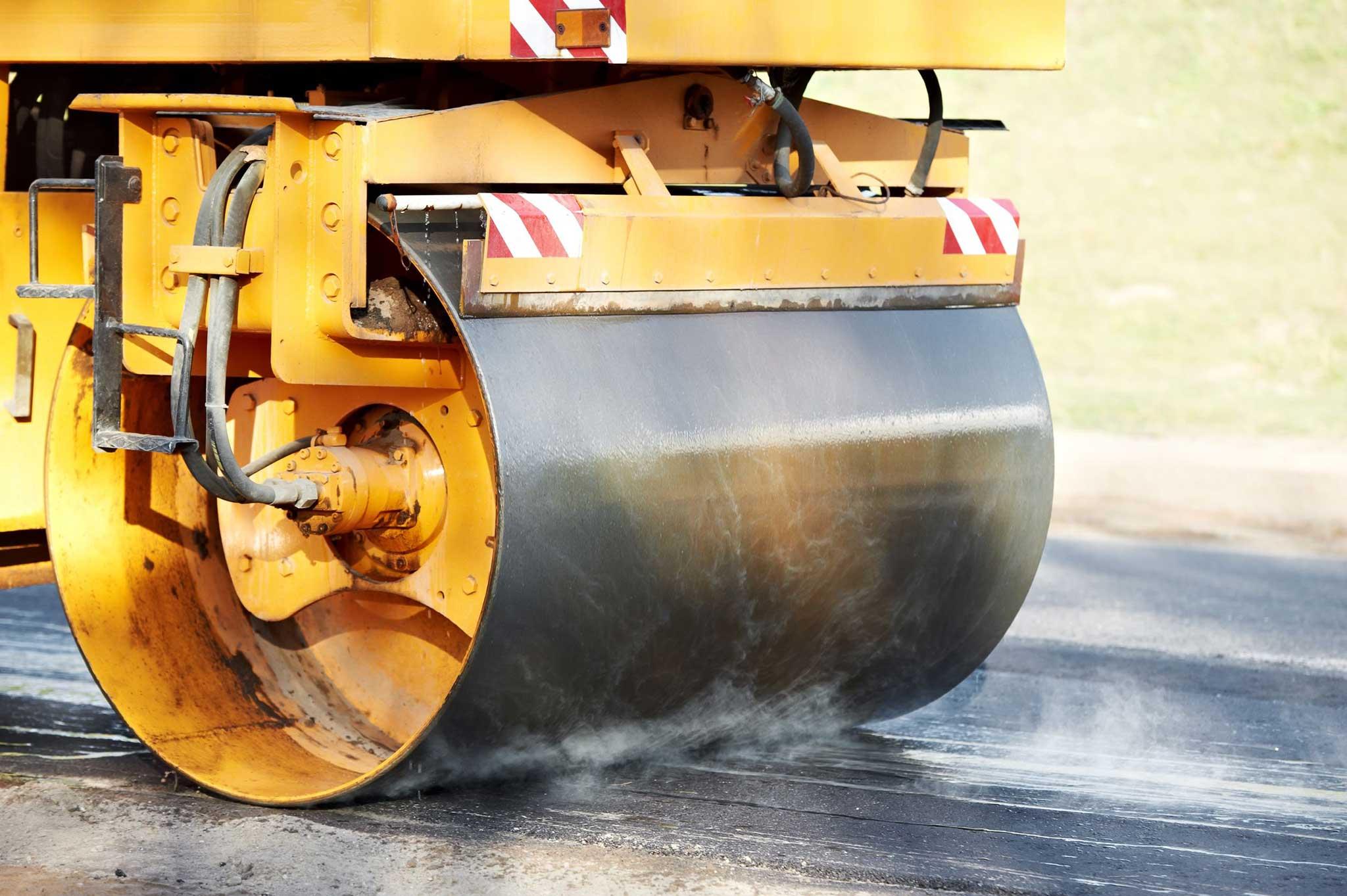 Asphalt Paving Contractor - Savannah GA