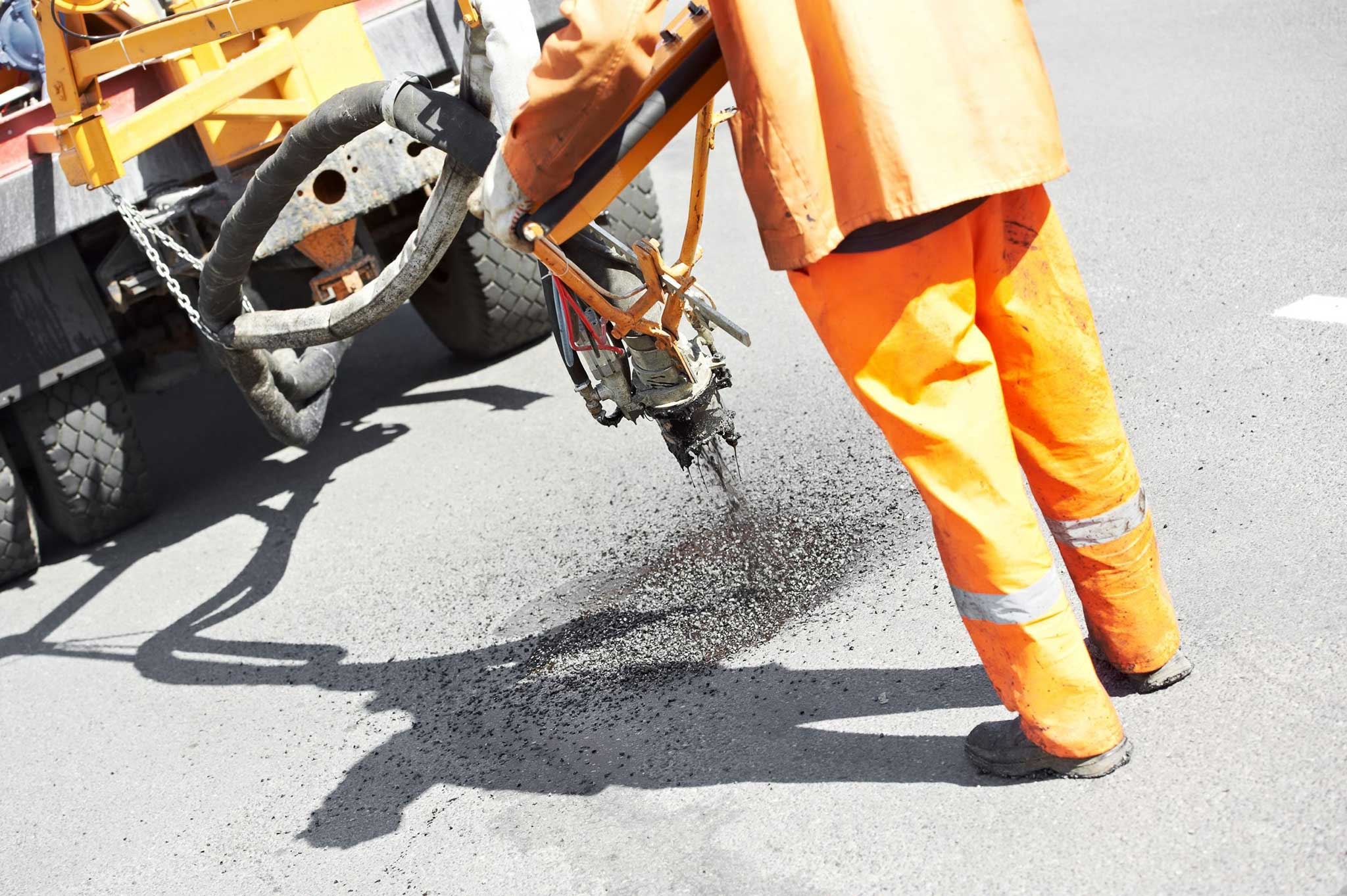 Georgia Asphalt Patching and Repair Contractor