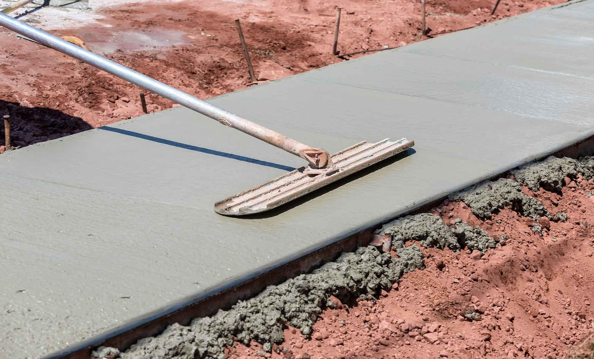 Concrete Sidewalk & WalkwayConstruction & Repair in Savannah